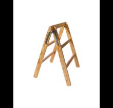 Opklapbare houten werkbok