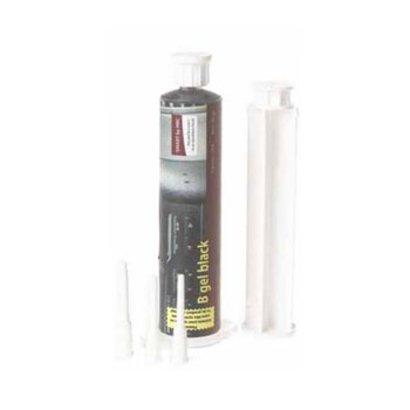 Plastic filler system B - B Gel Black 30 g