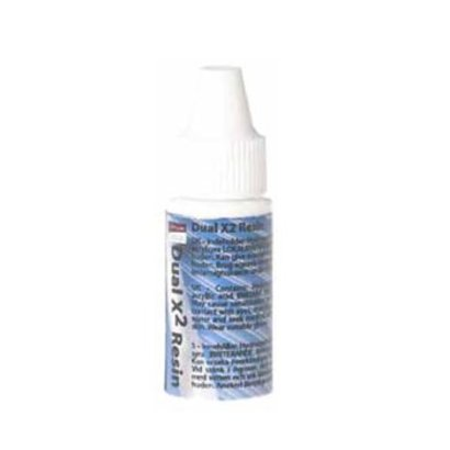 Dual X2 resin reparatiehars 2 ml