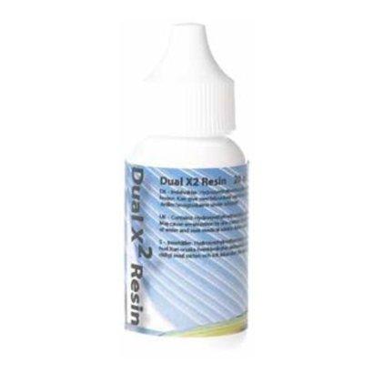 Dual X2 resin reparatiehars 20ml