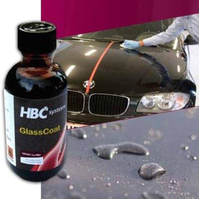 GlassCoat Protection Peinture