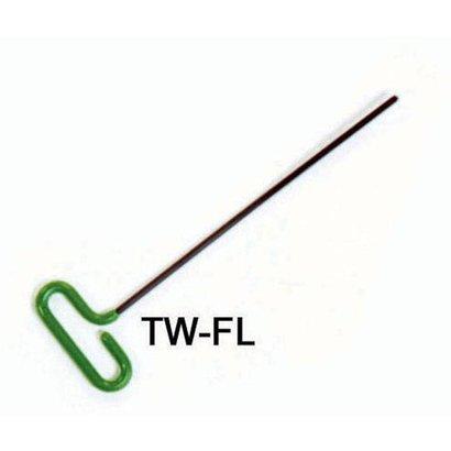 "T Handle Flat Tip ø243 x 14"""