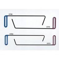 Door Tools Set (4 stuks)