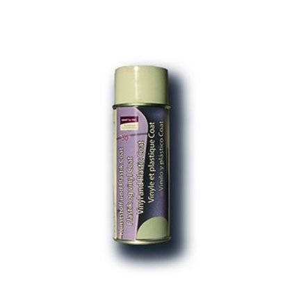 Smoke dark grey aerosol 400ml, spuitbussen in kleur voor het spuitenvan leder, stof, vinyl, kunststof, glasvezel enalle andere soorten zachte, harde en flexibelematerialen.