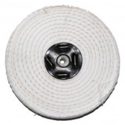 "Polissage Coton Blanc (6 ""x2"")"