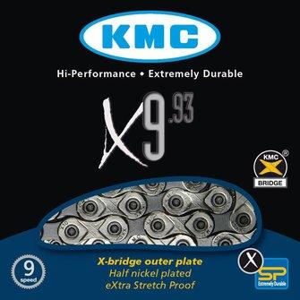 KMC KMC X9-93