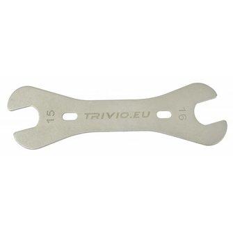 Trivio Conussleutel 15/16mm