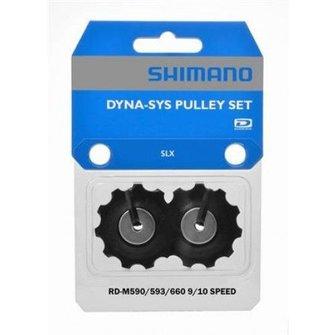 Shimano SLX M590/M660 Derailleurwieltjes