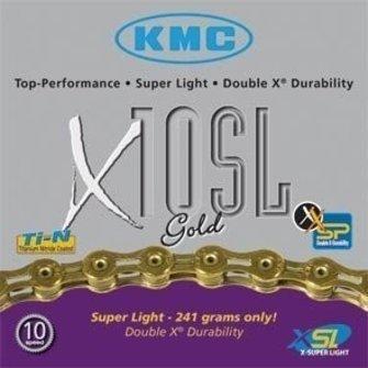 KMC X10SL goud/zilver