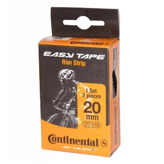 "Continental Easy Tape velglint 26"" (2st.)"