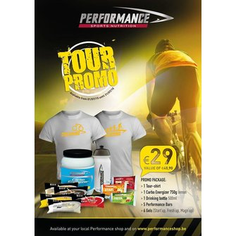 Performance Performance Tour de France promo