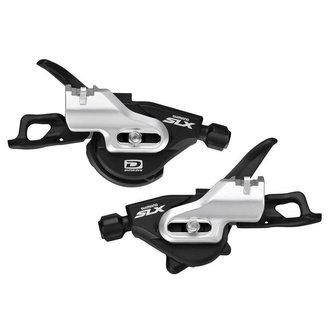 Shimano SLX M670 I-Spec shifters
