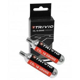 Trivio Co2-Patronen (2 stuks)