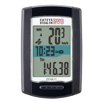 Cateye Stealth Evo GPS fietscomputer