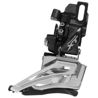 Shimano XT M8025 topswing voorderailleur