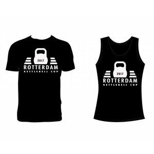 Kettlebell Shirt - Rotterdam Kettlebell Cup 2017