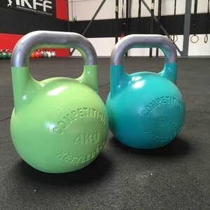 Competition kettlebell 4 kg - competitie kettlebell