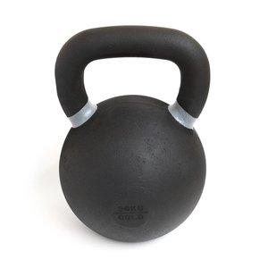 Kettlebell 36 kg poedercoating - Powder coat kettlebell