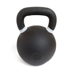 Kettlebell 40 kg poedercoating - Powder coat kettlebell