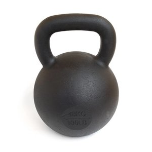 Kettlebell 48 kg poedercoating - The Beast