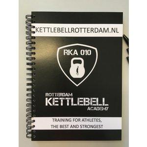 Training Log Book for Kettlebell Sport