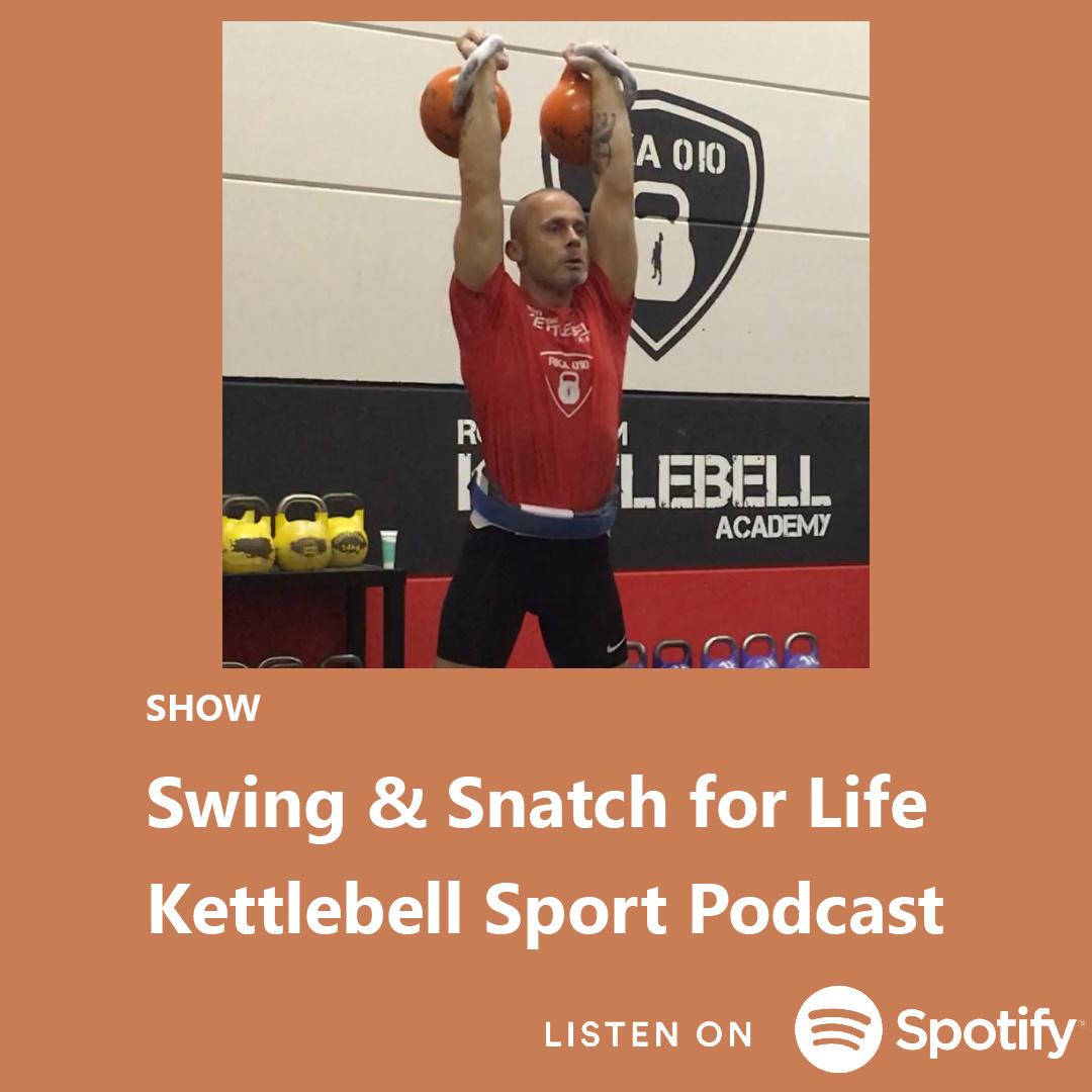 Kettlebell Sport Podcast