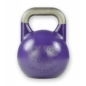 Competition kettlebell 20 kg staal - competitie kettlebell