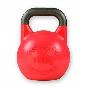Competition kettlebell 30 kg staal - competitie kettlebell