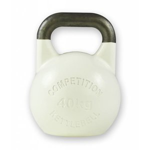 Competition kettlebell 40 kg staal - competitie kettlebell