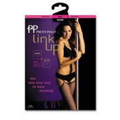 Pretty Polly 10D. Link Up Stockings