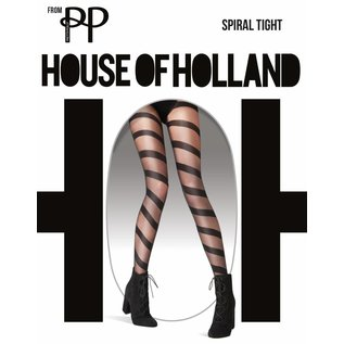 House of Holland House of Holland Spiral Tights
