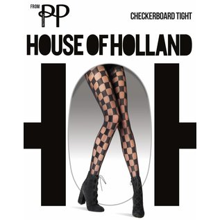 House of Holland House of Holland  Checkerboard Tights
