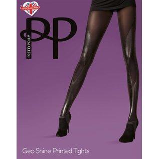 Pretty Polly Pretty Polly Geo Print panty