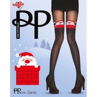 Pretty Polly Pretty Polly Santa kerstpanty