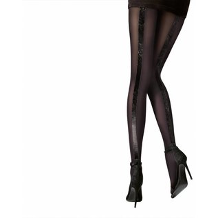 Pretty Polly Velvet Backseam panty