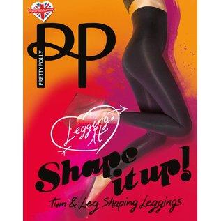 "Pretty Polly Pretty Polly ""Shape It Up"" 80D. Shaper Leggings"