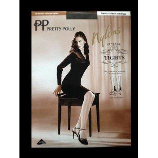 """Pretty Polly Pretty Polly 10D. """"Nylons"""" gloss Backseam Panty"""