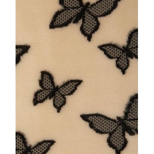 Pretty Polly Fly Tattoo Tights