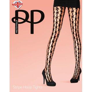 Pretty Polly Pretty Polly Stripe Hoop Net Tights