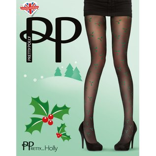 Pretty Polly Pretty Polly  Holly kerstpanty