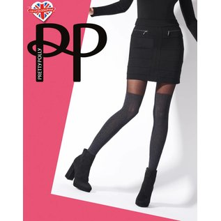 Pretty Polly Pretty Polly Marl OTK Cable Sock panty