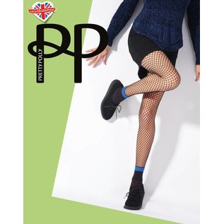 Pretty Polly Fishnet Ankle Sock panty