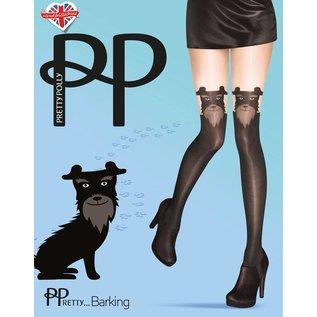 Pretty Polly Pretty Polly Puppy Suspender Tights