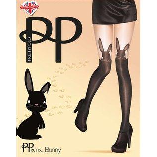 Pretty Polly Funny Bunny Suspender Tights