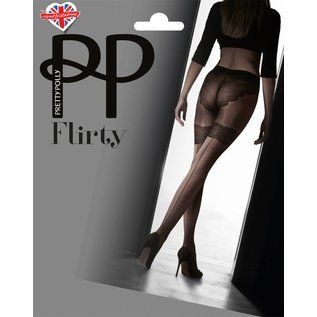 Pretty Polly Flirty Naad Tights met with Body detail