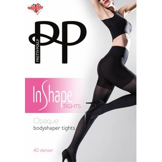 Pretty Polly Pretty Polly Opaque Bodyshaper Tights