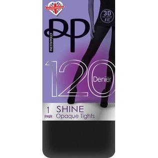 Pretty Polly 120D Shine Opaque Tights