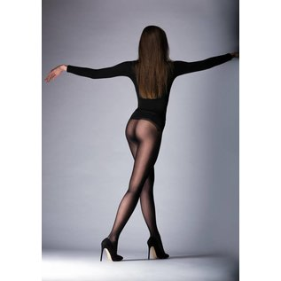Aristoc Aristoc transparante panty met comfortabel broekje