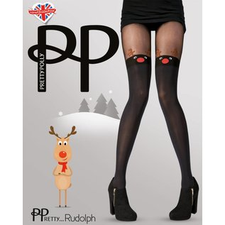 Pretty Polly Rudolf kerst panty