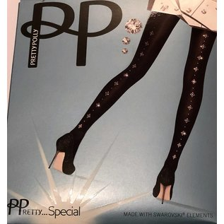 Pretty Polly Pretty Polly Special panty met Swarovski naad
